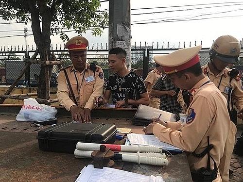 Hà Nội: Sau 1 tuần ra quân, xử lý hơn 6.200 trường hợp vi phạm an toàn giao thông