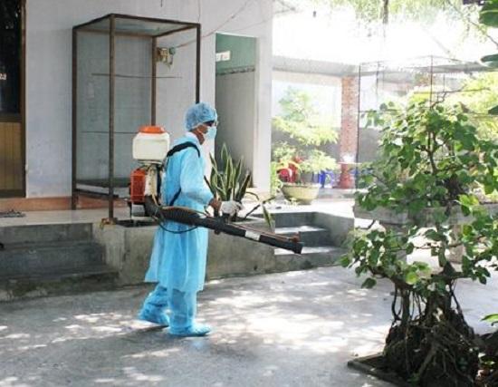 Quảng Ngãi: Hơn 700 ca mắc bệnh sốt xuất huyết