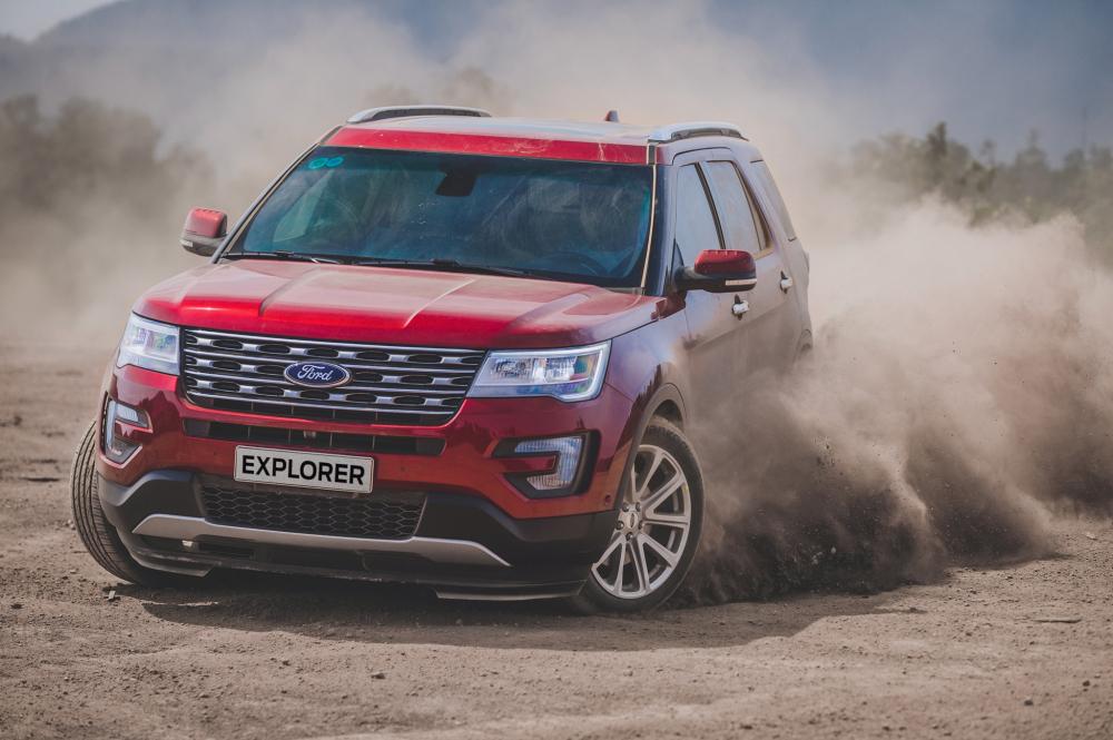 Ford Ranger nằm trong Top 5 xe bán chạy nhất