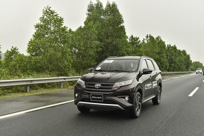 Triệu hồi gần 1.600 xe Toyota Rush tại Việt Nam do lỗi túi khí