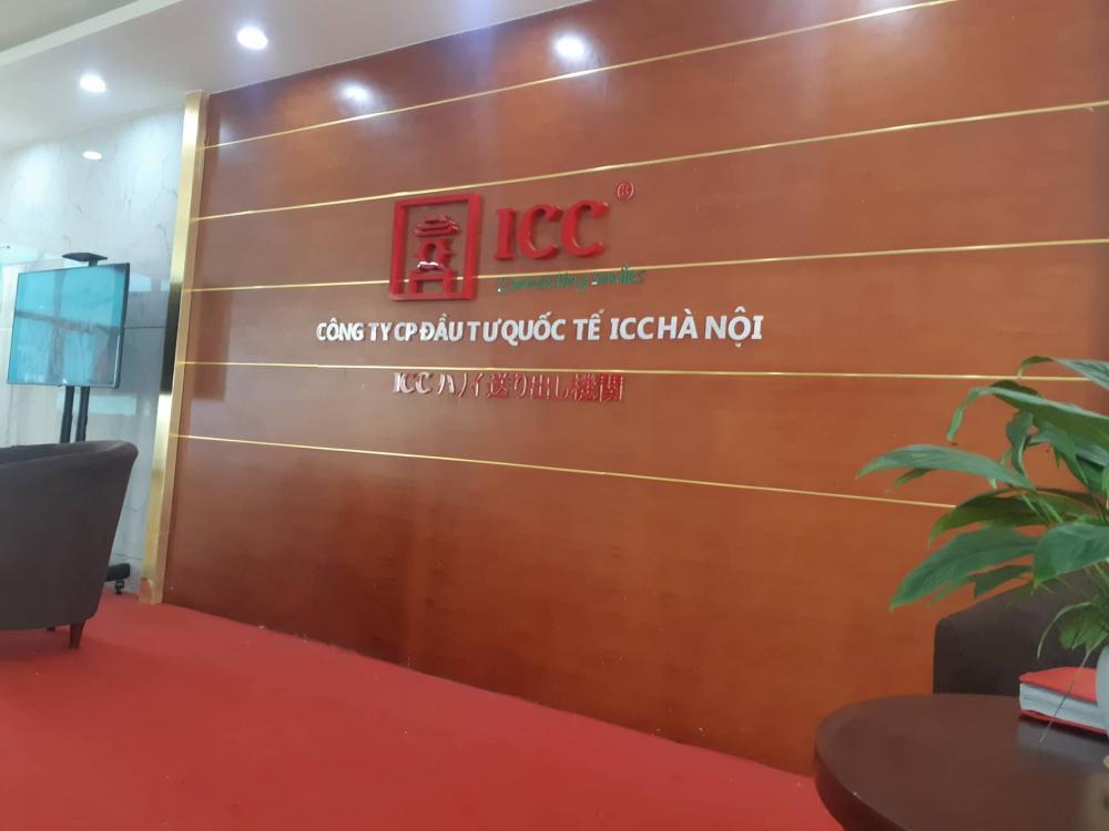 Công ty ICC Hà Nội có dấu hiệu bất chấp quy định,