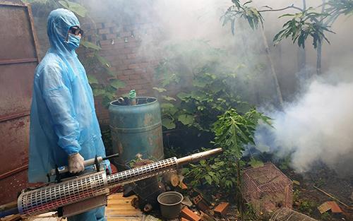 Đắk Lắk: Một trường hợp tử vong do sốt xuất huyết - Ảnh 1