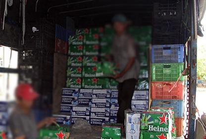 Phú Yên: Tạm giữ nhiều hàng hóa không rõ nguồn gốc - Ảnh 1