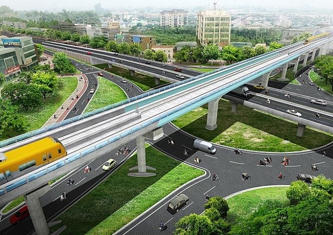 Điều chỉnh thời gian khai thác đoạn trên cao dự án đường sắt đô thị tuyến Nhổn - ga Hà Nội