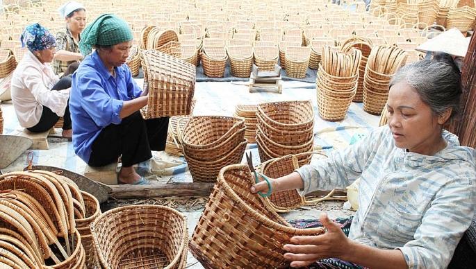 """Hà Nội: Nhiều hoạt động thúc đẩy Chương trình """"Mỗi xã một sản phẩm"""""""