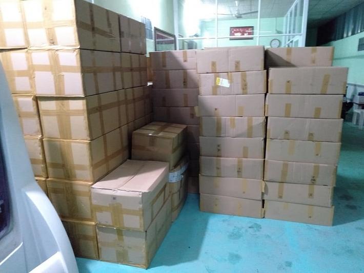 TP. HCM: Thu giữ 3 tấn thực phẩm chức năng không đạt tiêu chuẩn an toàn vệ sinh