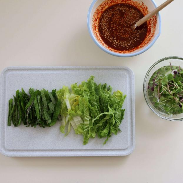 Người Hàn có món mì trộn rất ngon lại cực hợp cho ngày hè nóng nực 3
