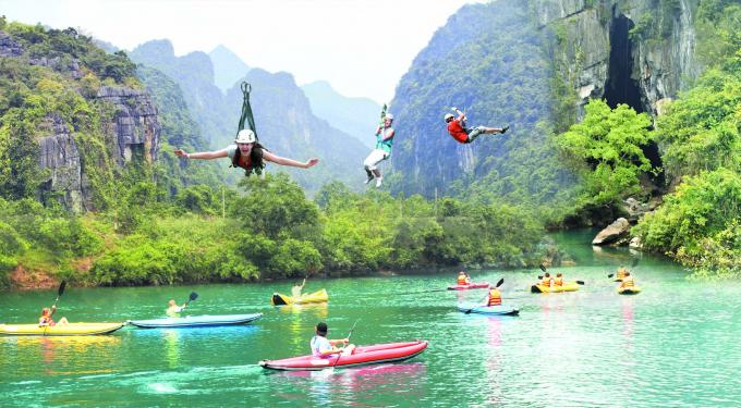 Du lịch Quảng Bình sẽ được quảng bá ra thế giới trên Youtube và Google Arts & Culture.