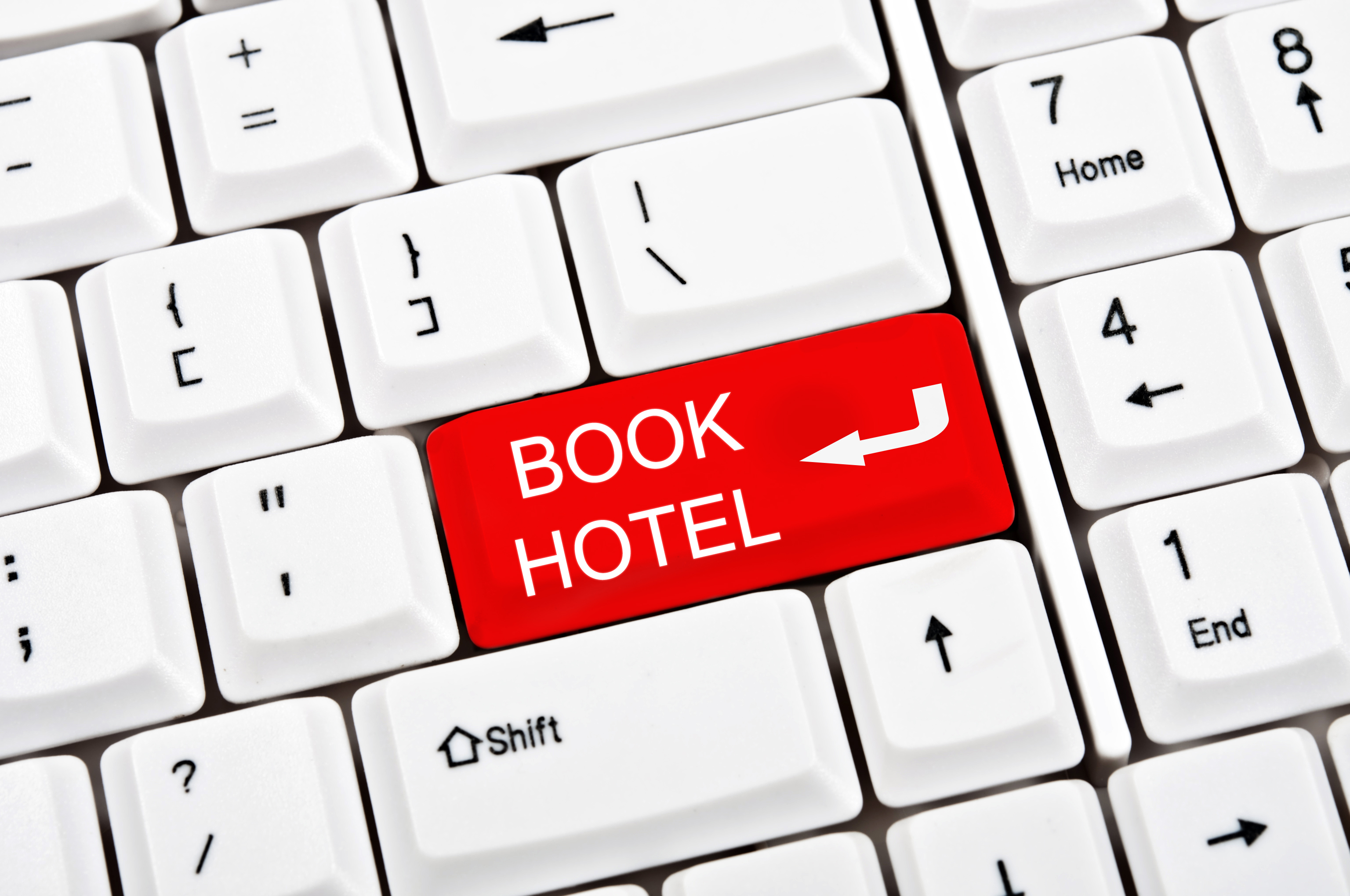 Chiêu giảm giá ảo của các trang đặt phòng khách sạn trực tuyến