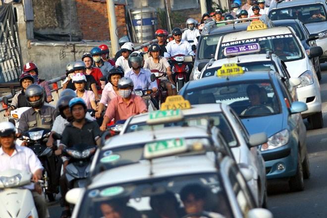 Nhóm giao thông là nhóm tăng chỉ số cao nhất do bị tác động mạnh bởi giá xăng