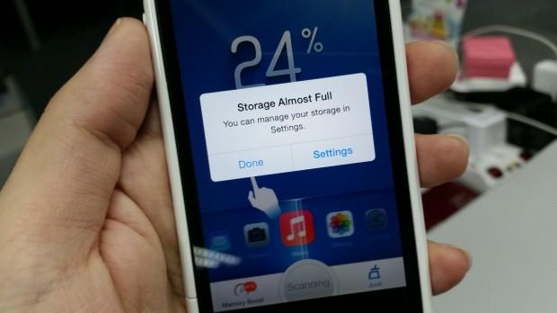 Cách tiết kiệm bộ nhớ cho Iphone 16GB