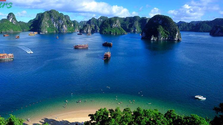 [Hà Nội] 10 bãi biển đẹp cho kỳ nghỉ cuối tuần