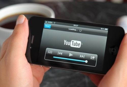 Xem phim trên điện thoại sẽ cực kỳ ngốn dung lượng 3G