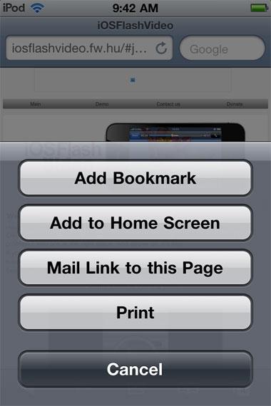 Nên sử dụng chức năng đánh dấu các trang web bạn hay truy cập