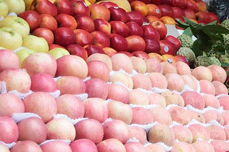 Nhập nhằng hoa quả Trung quốc và hoa quả ngoại nhập