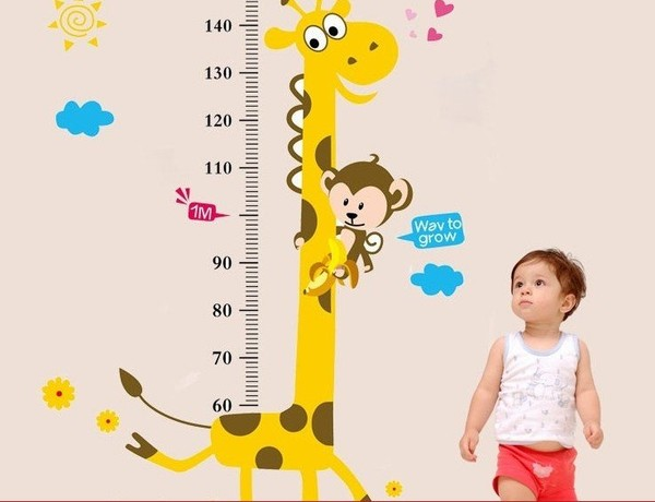Tiêu chuẩn chiều cao và cân nặng của bé theo WHO