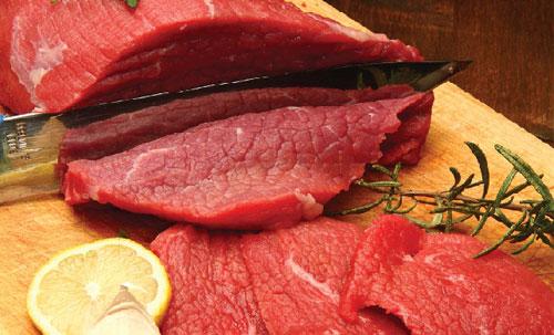 Các thực phẩm kị nấu cùng thịt bò