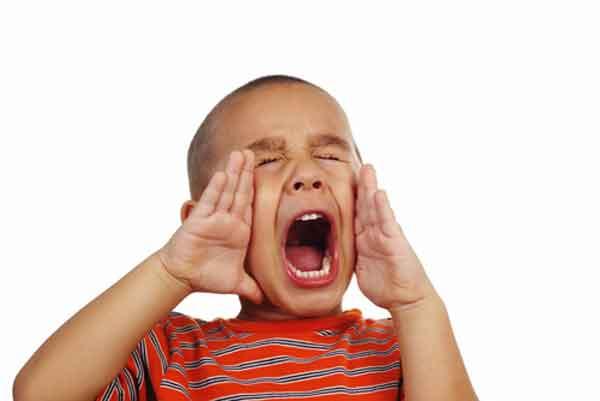 La hét là không tốt nhưng khi gặp nguy hiểm trẻ cần phải la hét càng to càng tốt