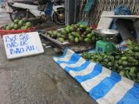 Trái cây Việt rớt giá thảm hại so với trái cây ngoại
