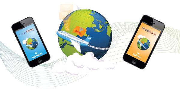 Hướng dẫn chuyển vùng quốc tế (roaming) mạng Mobifone khi ra nước ngoài