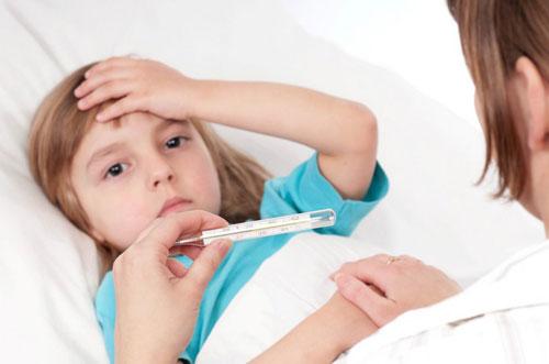 Các nhận biết và phòng chống bệnh đường hô hấp ở trẻ em khi giao mùa