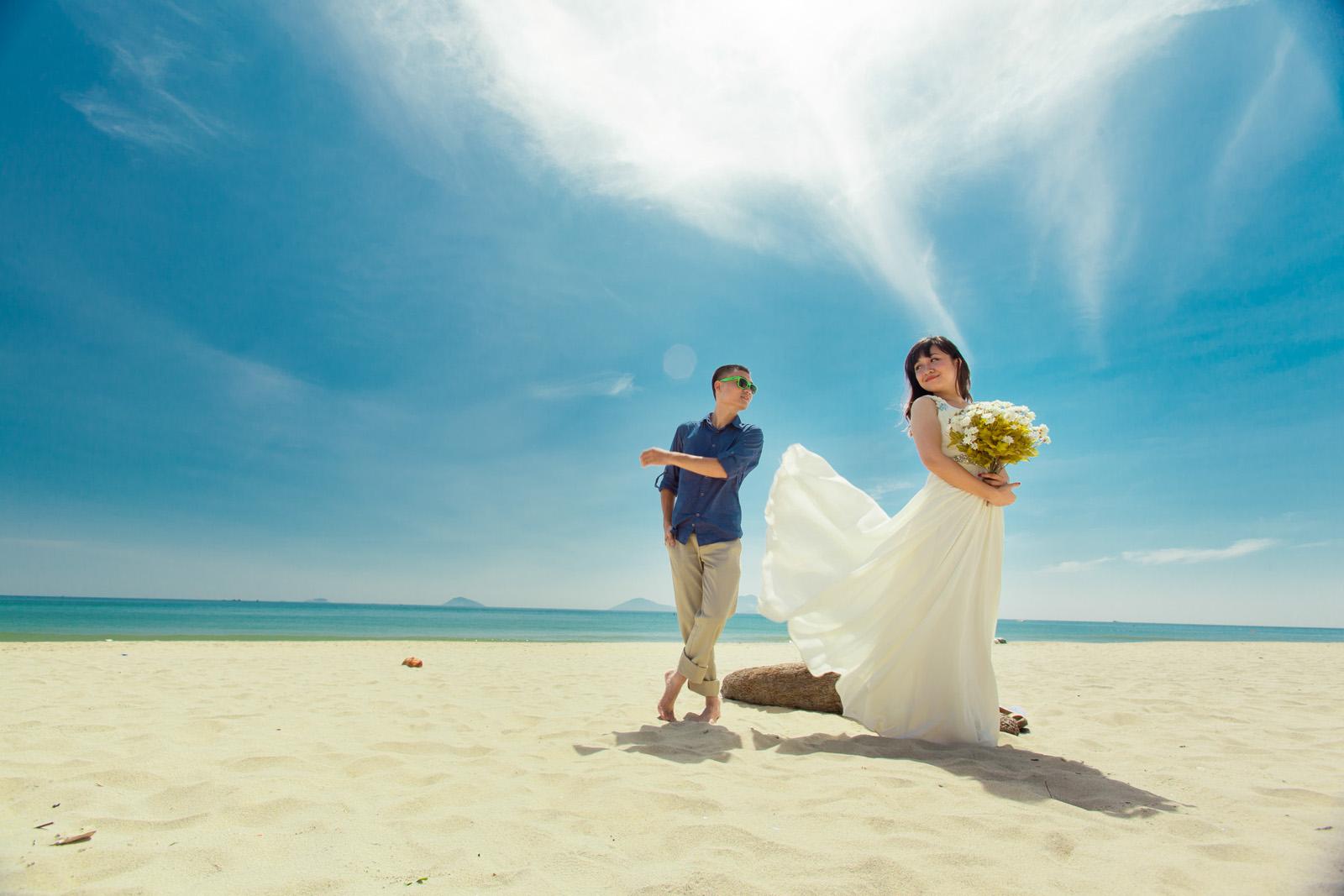 Liệt kê và đánh giá những địa điểm chụp ảnh cưới đẹp ở Đà Nẵng