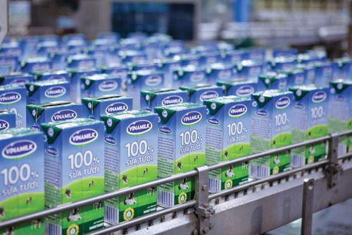 Cách nhận biết sữa tươi Vinamilk chính hãng