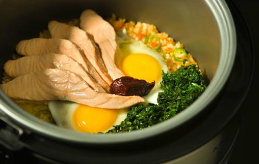 5 món ngon nấu nhanh bằng nồi cơm điện