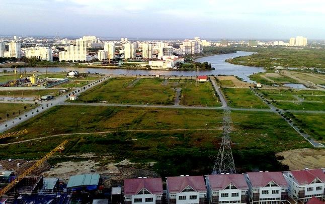 Giá khởi điểm đấu giá đất tại Đại Thịnh Mê Linh là 6,5 triệu đồng/m2
