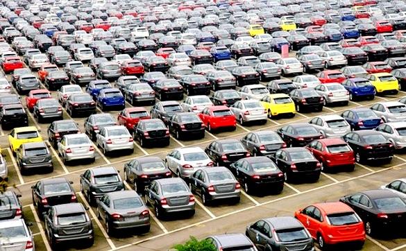 Gần 21.000 chiếc xe ô tô sẽ bị cấm lưu hành từ 1/1/2016