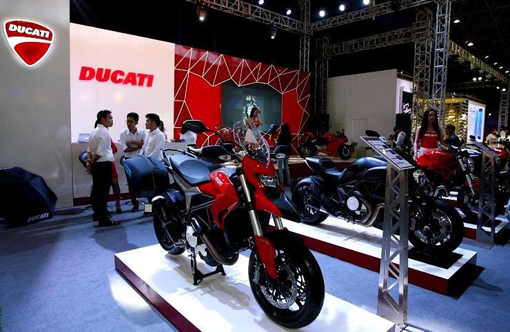 Triển lãm mô tô, xe máy lần đầu tiên tại Việt Nam sắp diễn ra