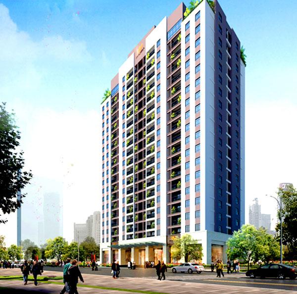Cập nhật giá bán căn hộ chung cư khu vực Thanh Xuân, Hai Bà Trưng
