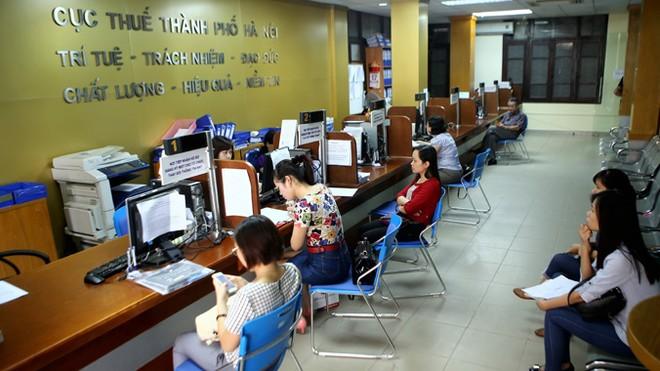 Cục Thuế Hà Nội tiếp tục