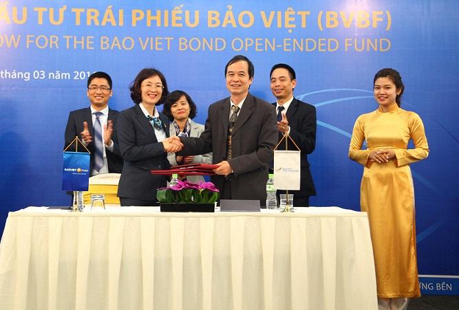 Quỹ Đầu tư Trái phiếu Bảo Việt (BVBF) chính thức ra mắt