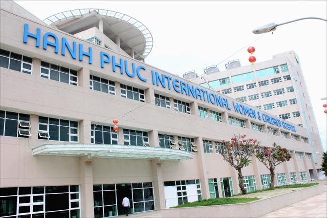Chi phí khám, chữa bệnh tại bệnh viện Quốc tế Hạnh phúc