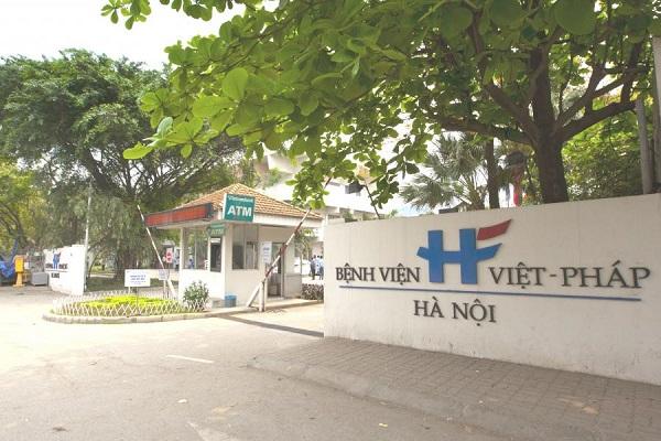 Chi phí khám chữa bệnh tại bệnh viện Việt - Pháp
