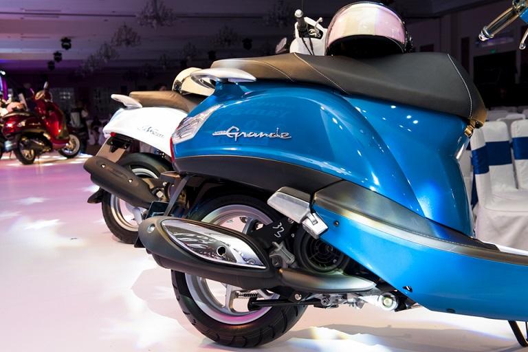 Triệu hồi hơn 95.000 chiếc Yamaha Grande do tiềm ẩn nguy cơ rò rỉ xăng