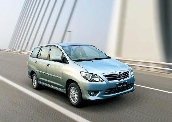 Toyota Việt Nam triệu hồi hơn 760 chiếc Innova do lỗi cửa sau