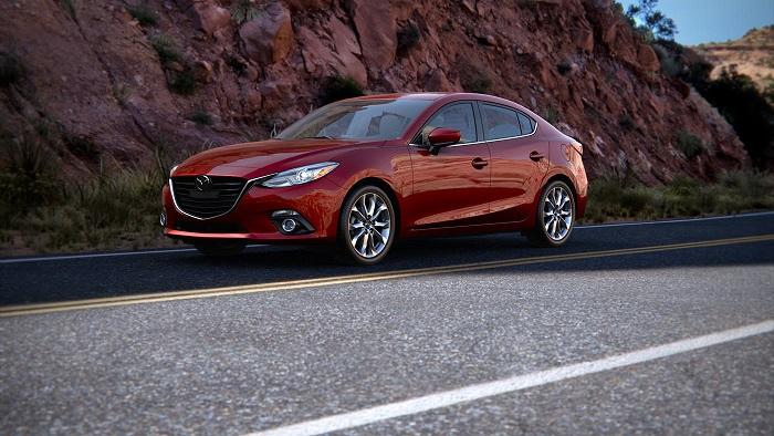 Mazda 3 có nguy cơ dừng đăng kiểm