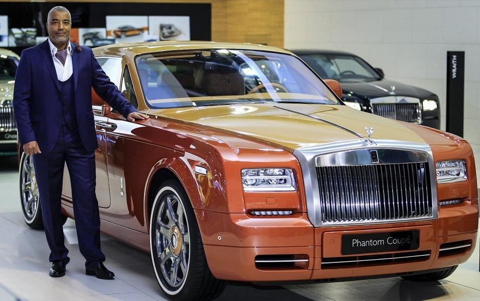 Vì sao giá xe sang Rolls-Royce tăng gấp bội?