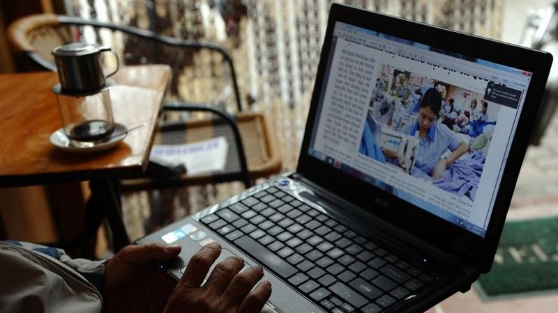 Người Việt dành bao nhiêu thời gian để lướt web mỗi ngày?
