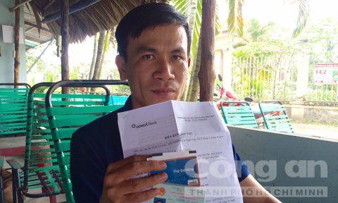 74 triệu đồng trong ATM của ngân hàng Đông Á
