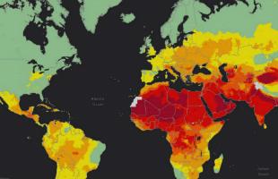 92% dân số thế giới đang phải hít thở không khí