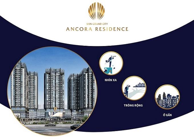 Sun Group chính thức ra mắt dự án Sun Grand City Ancora Residence