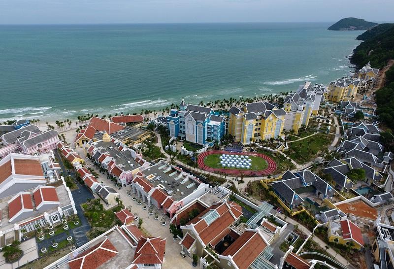 Vẻ đẹp tuyệt mỹ và khác lạ của khu nghỉ dưỡng 5 sao ++ JW Marriott Phu Quoc