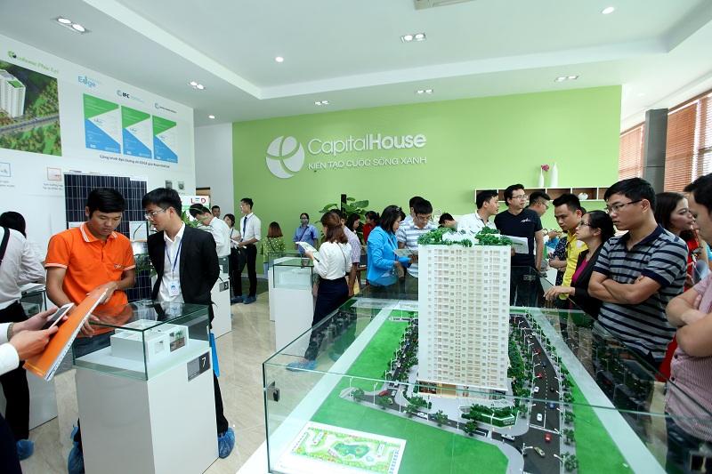 Tặng gói điều hòa 30 triệu khi mua căn hộ EcoHome Phúc Lợi