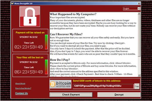 VnCert ban bố thông tin khẩn cấp về ngăn chặn mã độc WannaCry