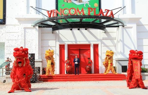 VinCom đạt mốc 40 trung tâm thương mại trên toàn quốc