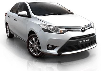 Bảng giá xe Toyota tháng 10/2017 cập nhật mới nhất