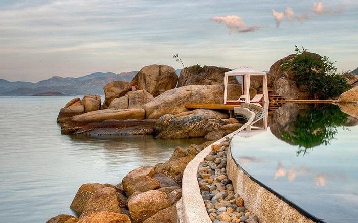 Cận cảnh 3 khu nghỉ dưỡng đẹp như mơ của Việt Nam